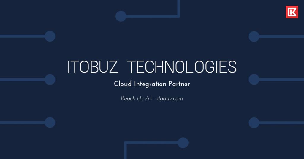 Cloud Integration Partner - Itobuz Technologies