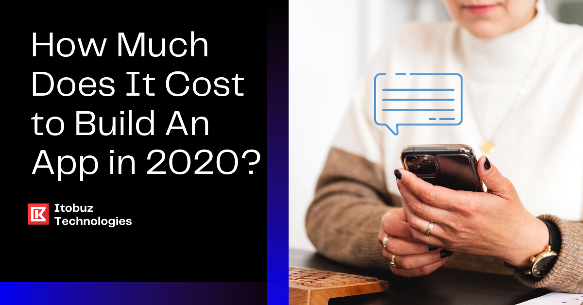 Cost to build an app in 2020