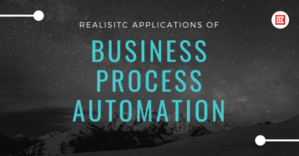 Business Process Automation Applications